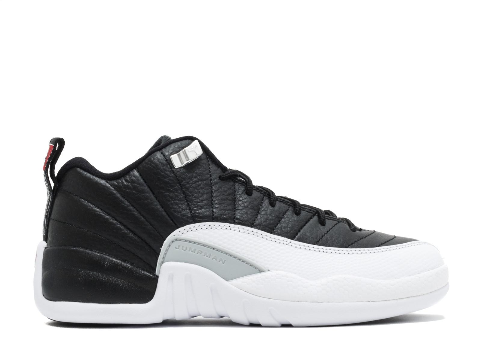 Nike Air Max és Utcai cipő  Nike Air Jordan 12 Retro Low (GS) 6f6f17104c