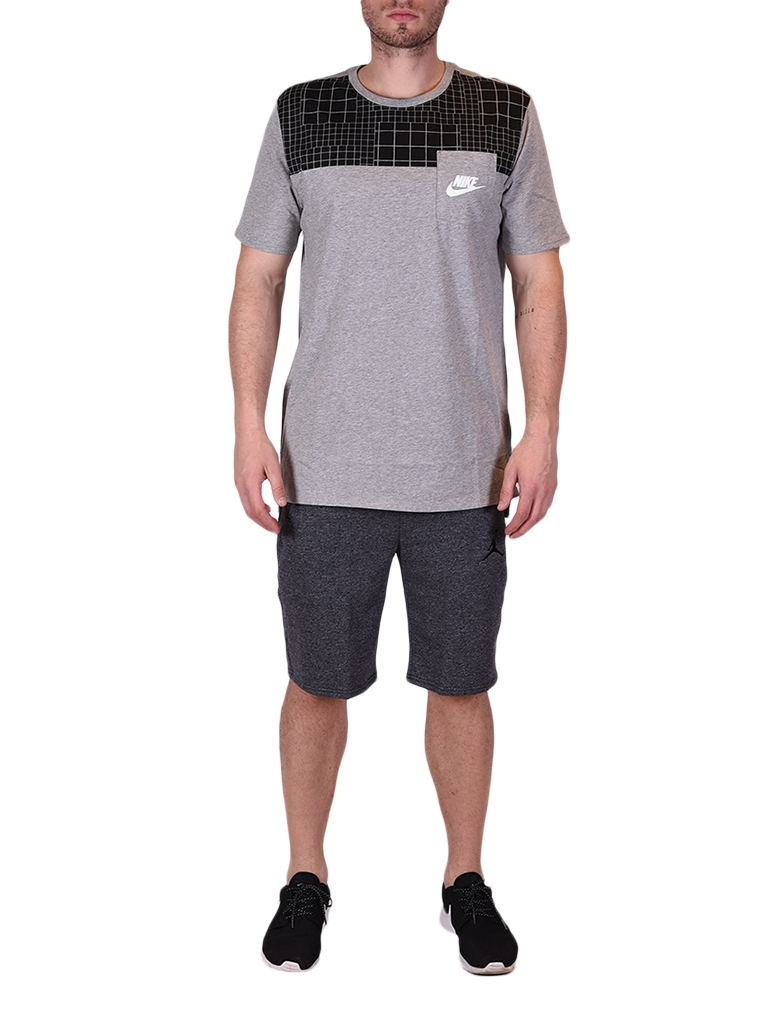 89a8088586 T-Shirt: Nike M NSW TEE DRPTL AV15 PKT PRNT
