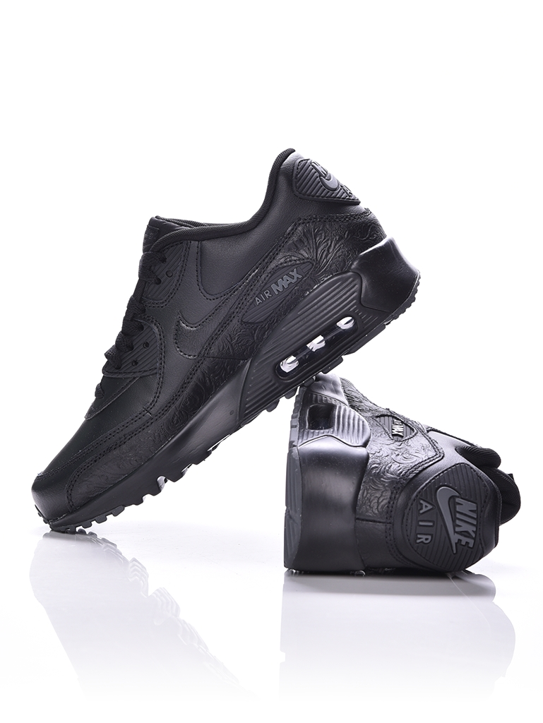 Nike Girls Nike Air Max 90 Leather SE (GS)