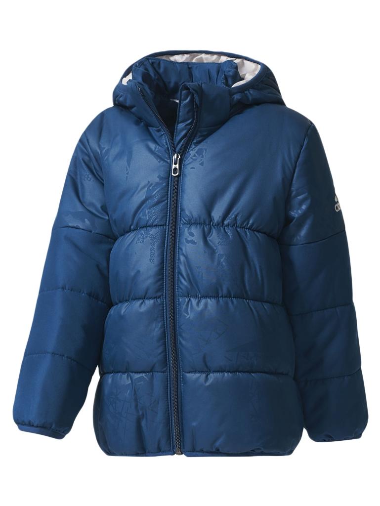 Kabát és Mellény  Adidas PERFORMANCE LB PAD BOY JKT f5bb789dcb
