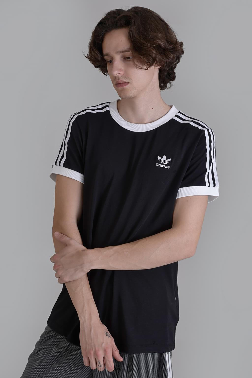 Póló  Adidas ORIGINALS 3 STRIPES TEE 4246afa66e