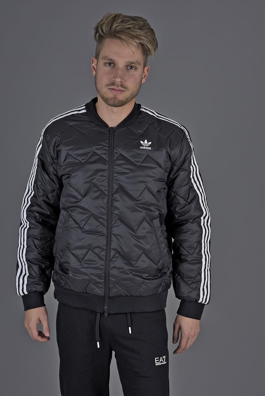 Kabát és Mellény  Adidas ORIGINALS SST QUILTED be8d36bc03
