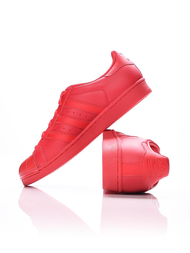 Adidas ORIGINALS SUPERSTAR GLOSSY TOE W